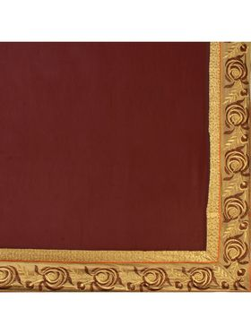 Florence Embroidered  Velvet Sarees -FL-11207
