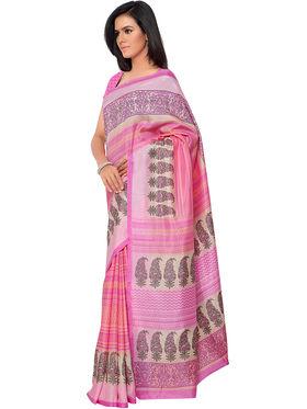 Pack Of 3 Florence Printed Malbari Silk Saree-fl02