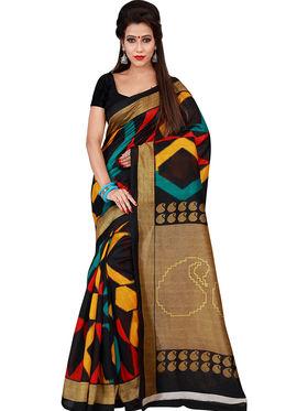 Florence Printed Bhagalpuri Silk Sarees FL-11719