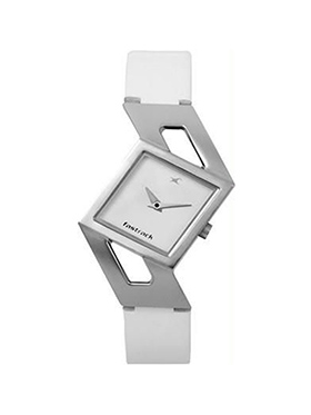 Fastrack Wrist Watch for Women - White_12407305