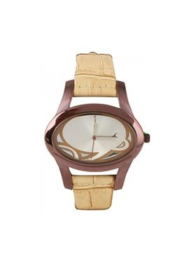 Fastrack Wrist Watch for Women - Silver_12407312
