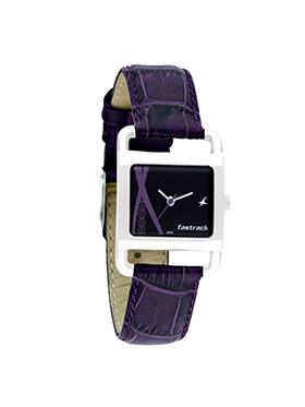 Fastrack Wrist Watch for Women - Black_12407322