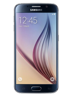 Samsung Galaxy S6 (Black, 64GB)