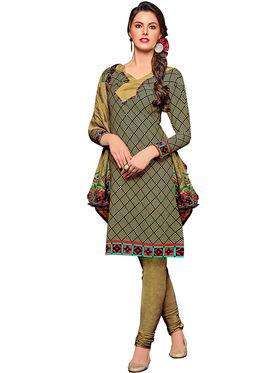 Khushali Fashion Crepe Printed Dress Material -Hnyfdzl35016