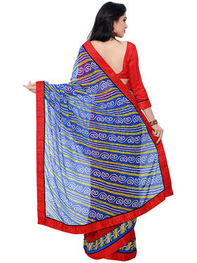 Indian Women Georgette Saree -IC40418