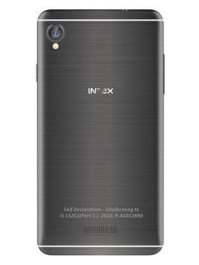 Intex Aqua Xtreme 2 Android Kitkat,Octa Core Processor with 2GB RAM & 16 GB ROM - Black