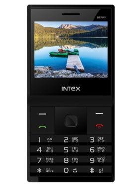 Intex Turbo Berry 2.3 Inch Dual SIM Mobile Phone