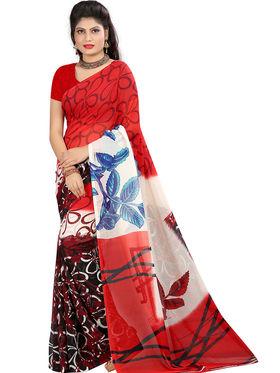 Arisha Georgette Printed Saree -Khgsstar208