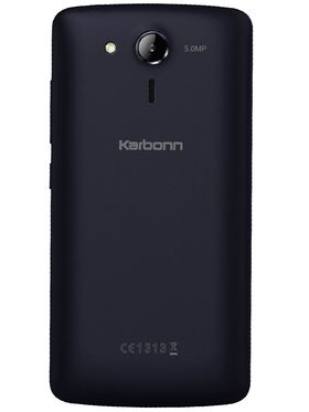 Karbonn Alfa A120 Android Kitkat 4.4.2, 3G With 3000Mah Long Lasting Battery- Blue