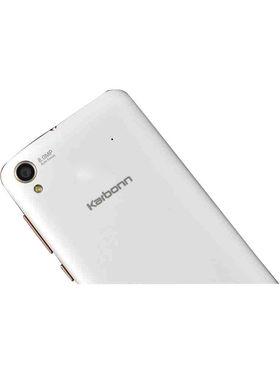Karbonn Titanium Mach One Plus Quadcore, 2GB RAM, 16GB ROM - White