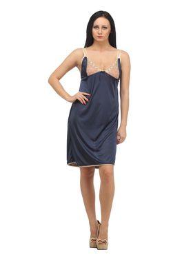 Set of 4 Klamotten Satin Solid Nightwear - X04-06-13-N66
