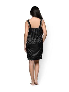 Set of 2 Klamotten Satin Solid Nightwear - X30-101