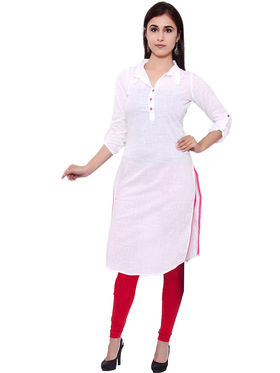 Viva N Diva Combo of 5 Cotton Semi Stiched Kurtis - 18-Lauren