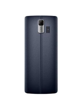 LavaSPARK ICON2 2.8 Inch(7.1cm) Dual SIM Mobile Phone - Blue & Grey