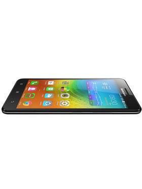Lenovo A5000 5 Inch HD Display, Quad Core, Android Kitkat, 1GB RAM, 8GB ROM, 4000mAh Battery, 3G, Dual Sim Mobile- Black
