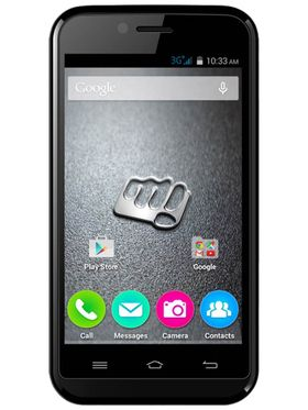 Micromax Bolt S301 Android Kitkat Dual Sim Phone - Black