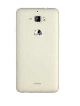 Micromax Canvas Nitro A311 5-inch Octa Core Processor with 13 MP Primary Camera 3G Mobile - White
