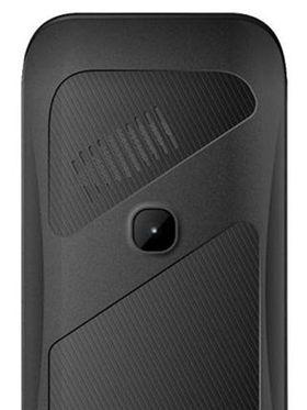 Micromax X072 Dual Sim Phone - Black