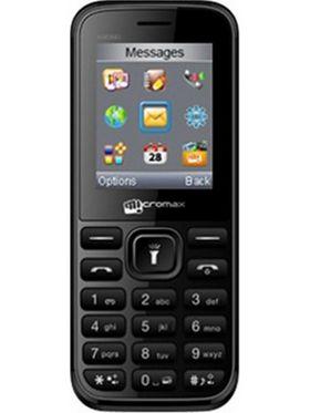 Micromax X2050 - Black
