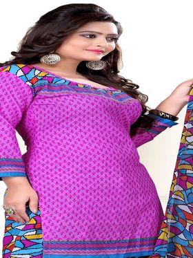 Khushali Fashion Crepe Printed Unstitched Dress Material -NKFPT99011