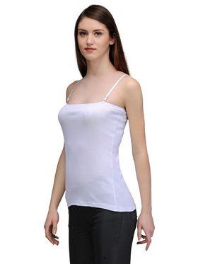 Oleva Combo Of  3  Black Denim Pink T-Shirt  And White Spaghetti ONC-28