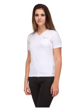 Oleva Combo Of 3 Black Denim + White T-Shirt + Pink Spaghetti ONC-31