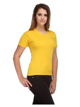 Oleva Combo Of  3 Blue Denim +  Yellow T-Shirt+  Black Spaghetti ONC-35