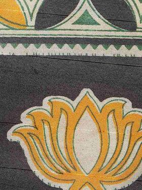 Branded Cotton Bhagalpuri Sarees -Pcsrsd28