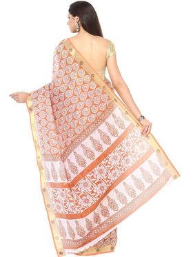 Branded Cotton Gadwal Sarees -Pcsrsd61