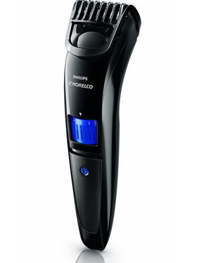 buy philips qt4000 beard trimmer black online at best price in india on. Black Bedroom Furniture Sets. Home Design Ideas