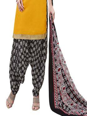 Khushali Fashion Cotton Self Unstitched Dress Material -RPSP1010017