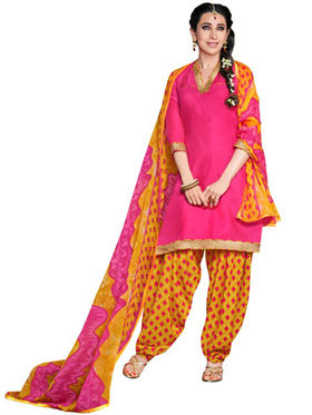 Khushali Fashion Glaze Cotton Printed Unstitched Dress Material -RPSP28006