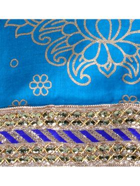 Amore Printed Cotton Skirt -SKV213SB
