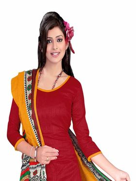 Khushali Fashion Art Silk Self Unstitched Dress Material -SSZVR1005