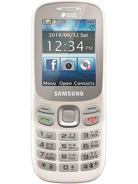 Samsung Metro 313 Dual Sim Phone - White