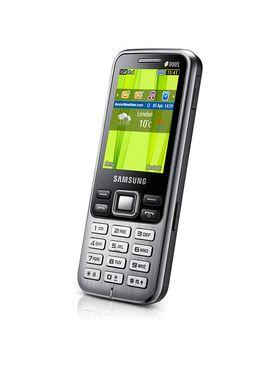Samsung Metro Duos C3322 Dual Sim - Black