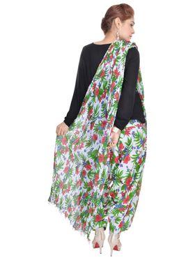 Shop Rajasthan 100% Pure Cotton Floral Print Patiala Salwar - Multicolor - SRI2019