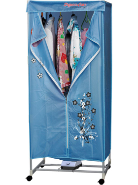 SignoraCare SCCD - 2809 Clothes Dryer - Blue SCCD - 2809