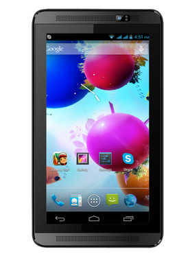 Swipe Dual Core Dual SIM 3G Calling Tablet - Black