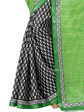 Thankar Embroidered Bhagalpuri Saree -Tds136-215