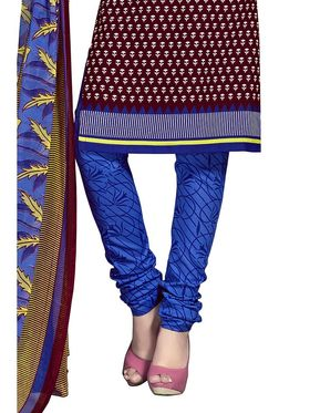 Khushali Fashion Cotton Printed Dress Material -Vrshn5002
