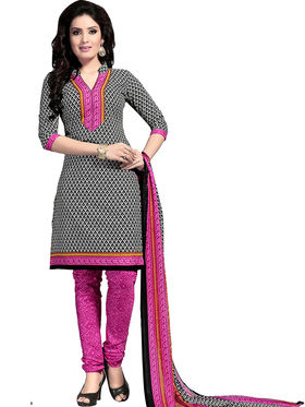 Khushali Fashion Cotton Printed Dress Material -Vrshn5004