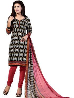 Khushali Fashion Cotton Printed Dress Material -Vrshn5016