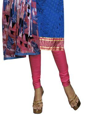 Khushali Fashion Chanderi Embroidered Unstitched Dress Material -VSIDC451003