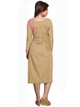 Khushali Fashion Cotton Printed Stitched Kurti -Vt2105