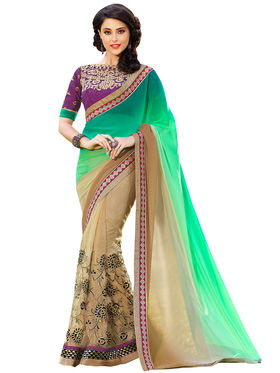 Nanda Silk Mills Designer Fancy Exclusive Saree_Vr-1407