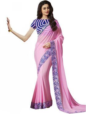 Nanda Silk Mills Fancy Traditional Saree_Vr-1808