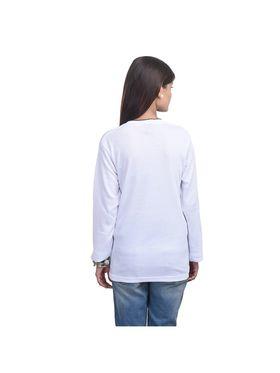 Pack of 4 Eprilla Spun Cotton Plain Full Sleeves Sweaters -eprl57