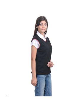 Pack of 3 Eprilla Spun Cotton Plain Sleeveless Sweaters -eprl22