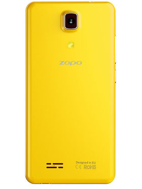 ZOPO ZP330 4.5 Inch IPS Screen Quad Core Android Lollipop 5.1 Smart Phone - Yellow